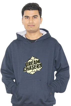 Dream Chasers Full Sleeves Hoodie