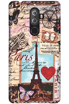 3D - Lenovo K8 Note Global Citizen Mobile Cover