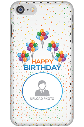 3D - Apple iPhone 8 Happy Birthday Mobile Cover