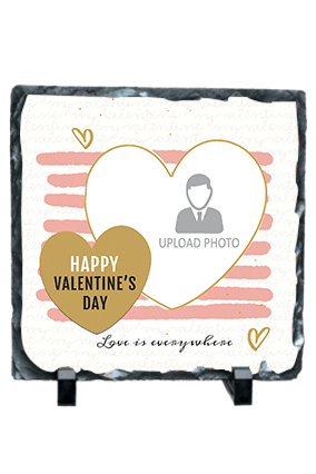 Happy Valentine's Day Photo Frame