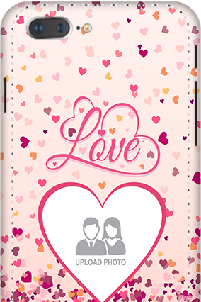 3D -  IPhone 7 Plus Precious Valentine's Day Mobile Cover