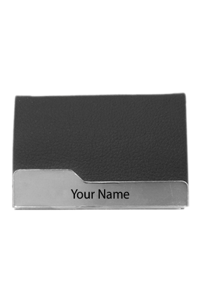 Black Card Holder- 06-19
