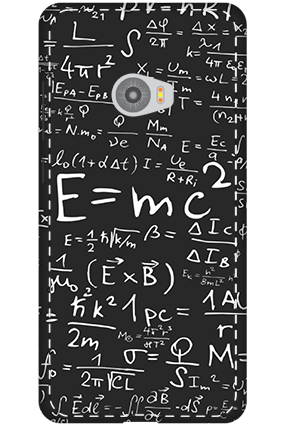 3D-Xiaomi Mi Note 2 Einstein Tribute Mobile Cover