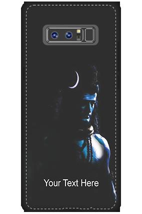 Premium 3D-Samsung Galaxy Note 8 Lord Shiva Mobile Cover