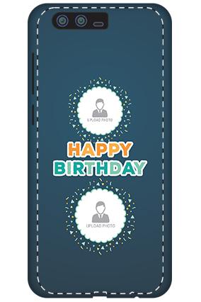 3D - Huawei Honor 9 Birthday Wishes Mobile Cover