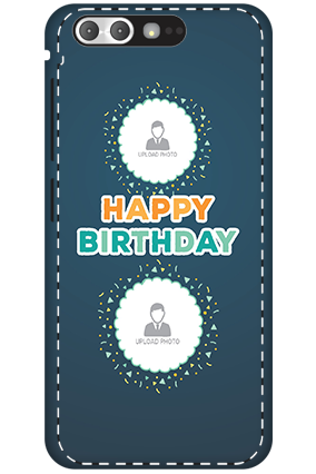 3D - Asus ZenFone 4 Pro Birthday Wishes Mobile Cover