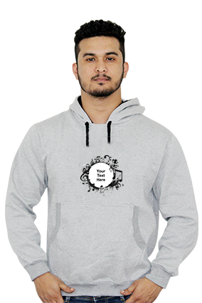 Music Is Life Full Sleeves Hoodie