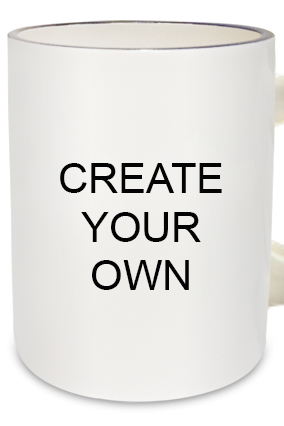 Create Your Own Giraffe Handle Mug