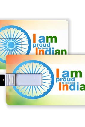 Free Indian Credit Card Pendrive