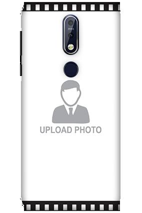 3D Nokia 7.1 Zebra Designer Mobile Covers