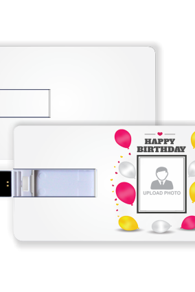 Magnetic Birthday Pen Drive