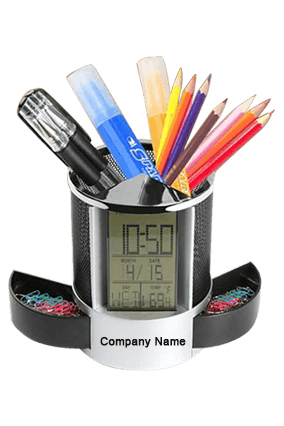 823 Round Digital Pen Stand