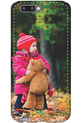 3D - Oppo R10 Toddler with Teddy Mobile Cover
