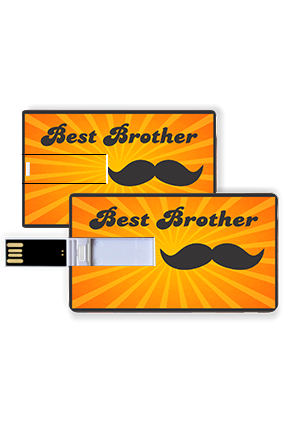 Best Brother Credit Card Pen Drives