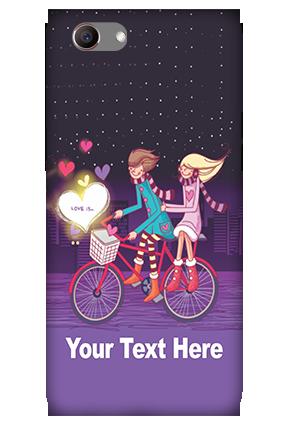 3D -Oppo Realme 1 Ride Valentine's Day Mobile Cover