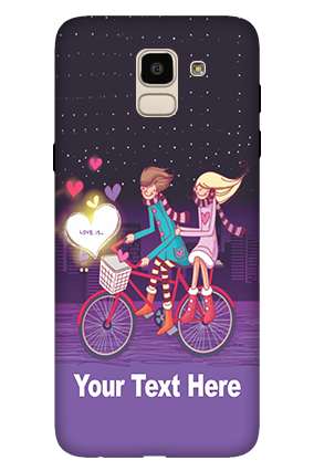 finest selection 7fa75 c7d52 Buy Samsung Galaxy J6 Mobile Phone Covers Online in India with ...