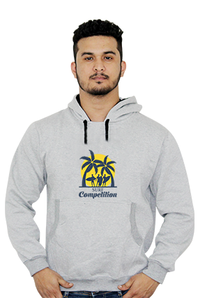 Surf Competition Full Sleeves Hoodie