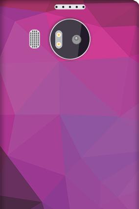 Microsoft Lumia 950 XL Purple Mobile Cover