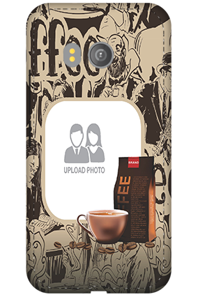 3D - HTC U11 Coffee Beans Mobile Cover
