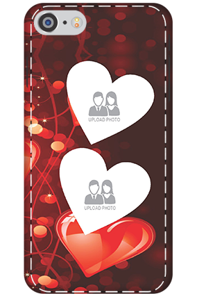 3D - Apple iPhone 8 True Love Valentine's Day Mobile Cover