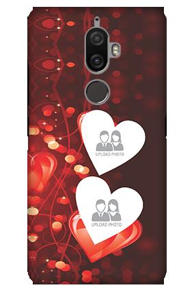 3D - Lenovo K8 Plus True Love Valentine's Day Mobile Cover