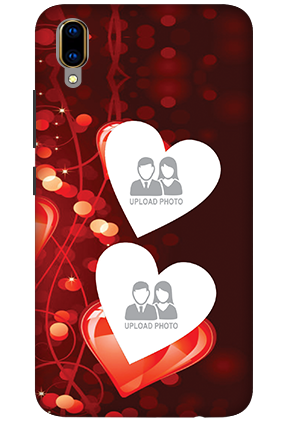 3D - Vivo V11 Pro True Love Valentine's Day Mobile Covers