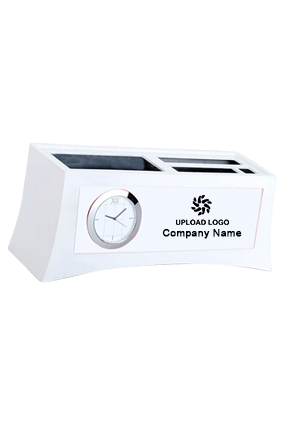 Tumbler with clock & 2 side branding area (Branding included) -A115