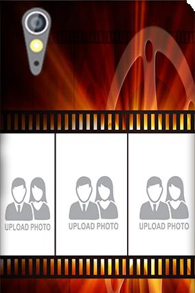 Camera Lenovo A6000 Mobile Cover