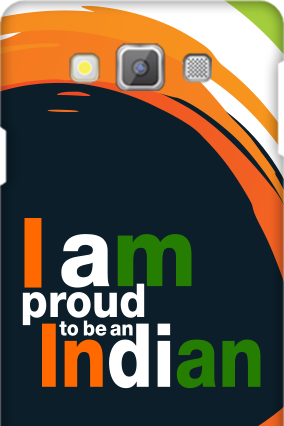 Proud To Be Indian Samsung Galaxy A7  Mobile Cover