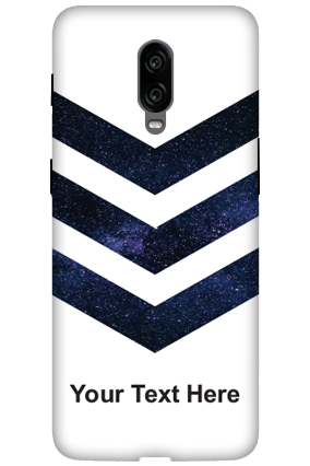 3D-Oneplus 6T Speedy Blue Customized Mobile Cover