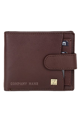 Customized Leather Gents Wallet AHFML-13