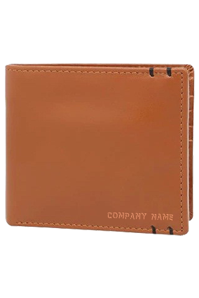 Customized Leather Gents Wallet AHFML-23