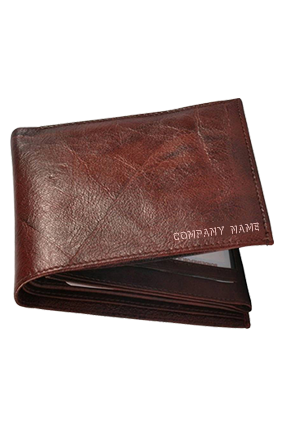 Business Leather Gents Wallet AHFML-24