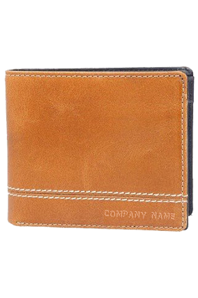 Customised Leather Gents Wallet AHFML-25