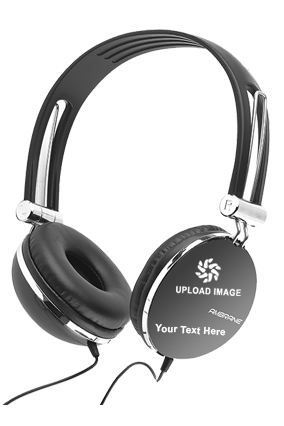 Ambrane Multi Function Wired Headphone HP-12 With Mic(Black)