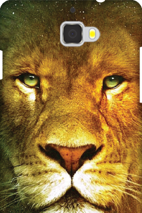 Personalized Coolpad Dazen 1 Lion Face Mobile Cover