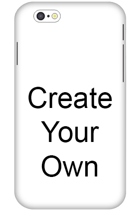 3D - Create Your Own iPhone 6 Mobile Cover
