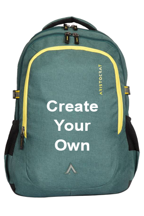 Create Your Own Aristocrat Grid 1 34 L Laptop Backpack(Green)