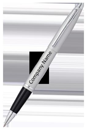 Cross AT0115-1 Calais Polished Chrome Selectip Rolling Ball Pen