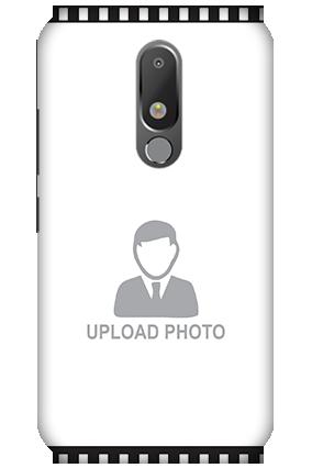 Designer 3D-Motorola Moto M Zebra Designer Mobile Cover