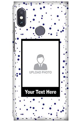 3D - Xiaomi Redmi Note 5 Pro Glitter Sparkle Mobile Cover