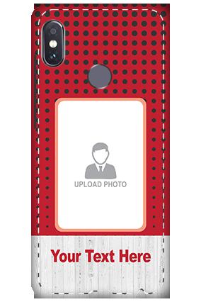 3D - Xiaomi Redmi Note 5 Pro Polka Dots Mobile Cover