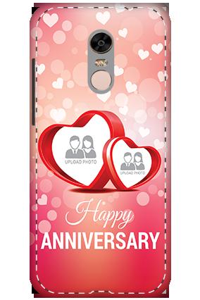 3D - Xiaomi Redmi Note 5 Anniversary Special Mobile Cover