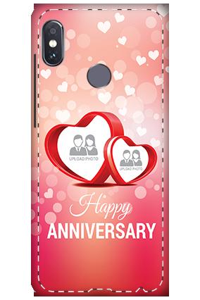 3D - Xiaomi Redmi Note 5 Pro Anniversary Special Mobile Cover