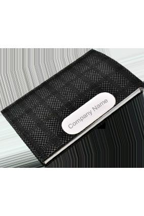 Leatherette Card holder B63
