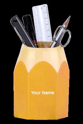 Pencil style tumbler-B93