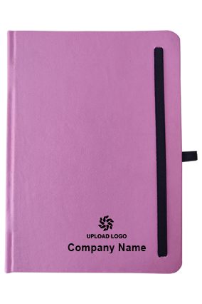 Effit Baby Pink Notebook-Ruled