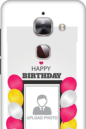 3D - Le Max 2 Birthday Greetings Mobile Cover