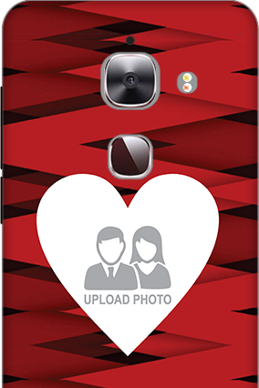 3D - Le Max 2 Big Heart Valentine's Day Mobile Cover