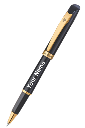 Pierre Cardin Black Beauty Roller Pen